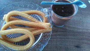 Chocolate con churros WordCamp Madrid 2017